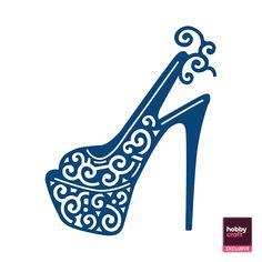 Platform Shoe-*vector*