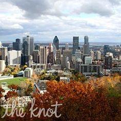 Honeymoons Travel: Montreal Honeymoons from The Knot