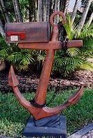 mailboxes ideas, lake houses, beach mailboxes, anchor decorating ideas, mailbox ideas diy, beach houses, diy nautical home decor, diy mailbox ideas, mail boxes