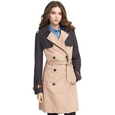 Image for MIDDLEBURY TRENCH from Tommy Hilfiger USA