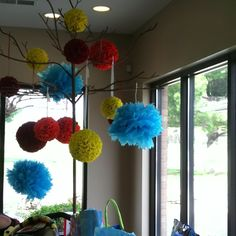 dr seuss baby shower decorations one fish two fish baby shower