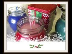 Making Easy Holiday Gifts With Natures Garden!
