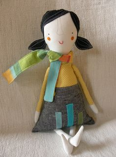 More rag doll inspiration