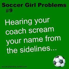 soccer girl problem #9