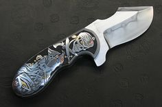 Burchtree Bladeworks and Jody Muller collaboration #4