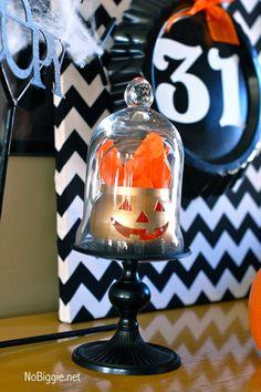 #Halloween decorating NoBiggie.net