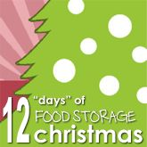 FUN gift ideas for Christmas time or any time, to help get your loved ones interested in food storage or preparedness.