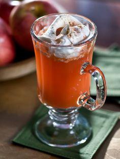 Hot Rasapple-Rum Cider - food network