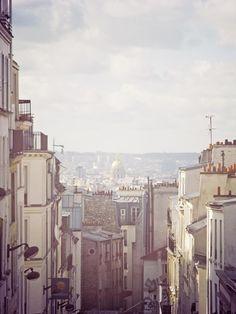 Montmartre - April in Paris