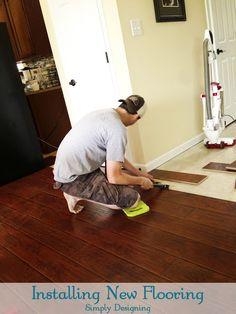 Laminate & wood flooring on Pinterest | Laminate Flooring, Wood Floor ...