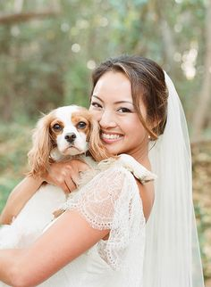 Yes! You should take a photo with your dog.  http://www.weddingchicks.com/2014/02/05/dos-pueblos-ranch-wedding-2/