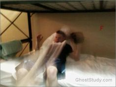 Ghosts caught on film! What in the world is THAT?