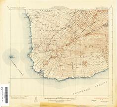 Makena topographic 1924