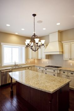 Kitchen by Candlelight Homes