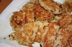 Potato Latkes (Hanuk