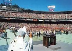 Manifesting 123 Story: How to see the Pope without a ticket  I have asked for many things in my life, but this turned out to be something extraordinary and long-lasting.   The Pope's next stop was San Francisco and of course tickets to see him at Candlestick Park had been sold out for months.....   To read more visit: http://manifesting123.com/how-to-see-the-pope-without-a-ticket/