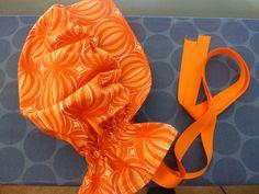 Home Delicious: Pioneer Trek Week - How to Sew a Bonnet Tutorial
