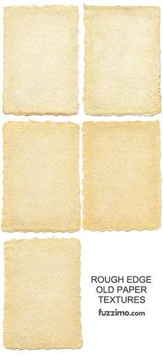 Free Hi-Res Paper Textures