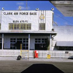 Clark Air Force Base, Angeles City, Philippines (now closed) #clark #philippines #angelescity