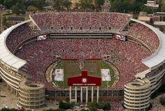Bryant Denny Stadium! RTR!!!