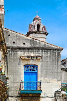 blue cuban #doors