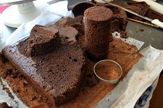 Deborah Hwang Cakes: Rapunzel Tower Cake