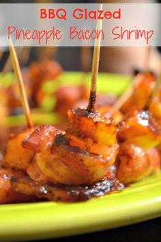 shrimp recipes for dinner, yummy seafood, shrimp dinners, shrimp and bacon recipes, glazed shrimp recipes, shrimp bbq recipes, yummy recipes for dinner, bbq shrimp recipes, bacon shrimp recipes