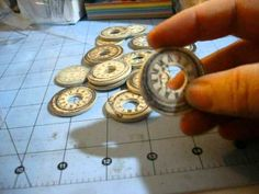 Altered clock embellishments