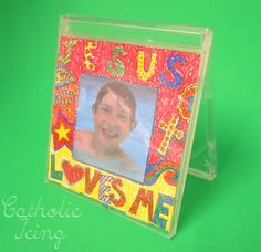 jesus loves me craft for kids