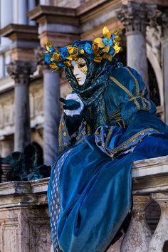 Venetian mask by Bojan Porenta on 500px