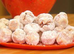 Mini Muffin Jelly Doughnut Bites