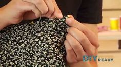 Easy Sewing Projects for Beginners | How to Sew a Throw Pillow Cover