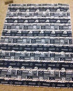 Dallas cowboys quilt $165