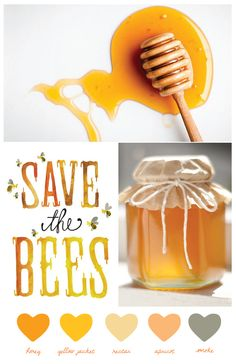 Save the bees.