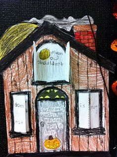 The creepy contraction Haunted House