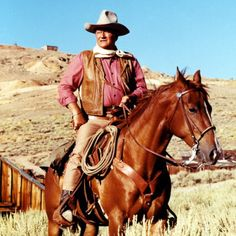 I loved John Wayne!