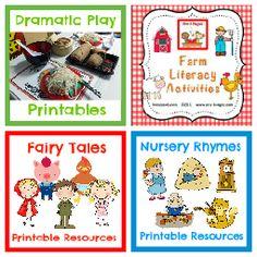 teaching preschool, preschool literacy