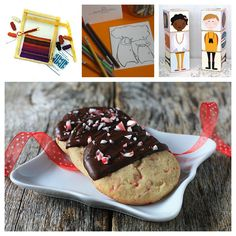13 ideas for activities and crafts for kids to keep them occupied over the holiday break.