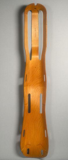 Charles & Ray Eames, Leg Splint, 1943