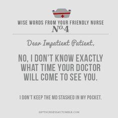Sh*t Nurses Say
