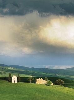 Tuscan countryside  #tuscany #italy #travel