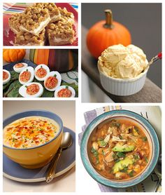 Fall Recipes for Yummy Comfort Foods #recipes