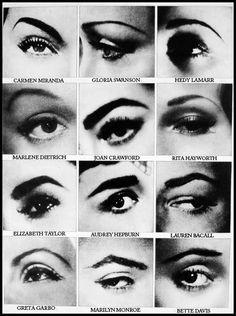 Vintage brows.