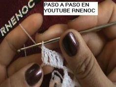 8 DE 13 COMO TEJER PASO A PASO VESTIDO SALIDA ALBERCA GANCHILLO CROCHET - YouTube