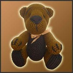 Teddy Bear by Delicious Crochet