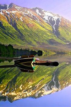 Chugach National Park, Alaska