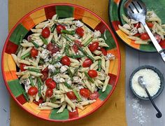 Chicken Margarita Penne - great way to use up leftover rotisserie chickens or you can grill your own (bonus Margartia chicken injection recipe for grilling)