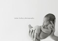 Love the impact of the empty space...and the perspective it puts the baby into