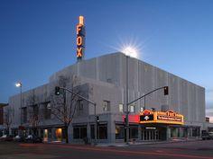 Martin Woldson Theater at the FOX - Spokane, Washington
