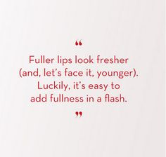 5 steps to fuller lips. Repin this image and we'll donate 1 lipstick to the Look Good Feel Better charity. #PinItToGiveIt